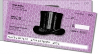 Derby & Top Hat Side Tear Personal Checks