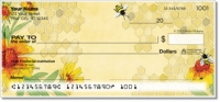 Nature Inspired Personal Checks