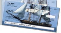 Tall Ship Side Tear Personal Checks