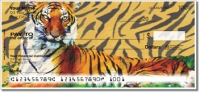 Tiger Personal Checks