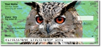 Eyes of an Owl Personal Checks