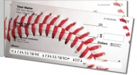 Classic Baseball Side Tear Personal Checks