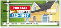 Realtor Personal Checks