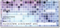 Digital Mosaic Personal Checks