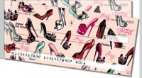 Pinup Shoes Side Tear Personal Checks