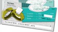 Wedding Planner Side Tear Personal Checks