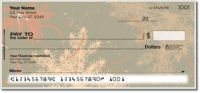 Graceful Lace Personal Checks