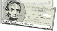 Abraham Lincoln Side Tear Personal Checks