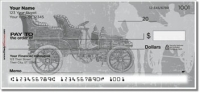 Antique Automobile Personal Checks