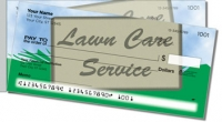 Lawn Care Side Tear Personal Checks