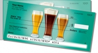 Beer Side Tear Personal Checks