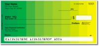 Color Change Personal Checks