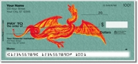 Ancient Dragon Personal Checks