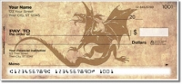 Chinese Dragon Personal Checks