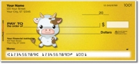 Farm Baby Personal Checks