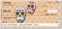 Day of the Dead Personal Checks