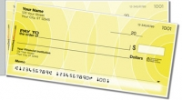Yellow Networker Side Tear Personal Checks