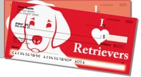 Retriever Side Tear Personal Checks