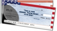 Herb Brooks Side Tear Personal Checks