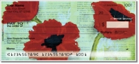 Poppies Personal Checks