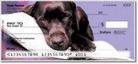 Dog Portrait Personal Checks