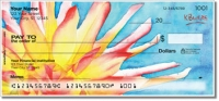 Floral Series 1 Personal Checks