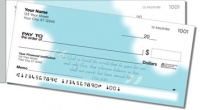 Heavenly Scripture Side Tear Personal Checks