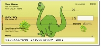 Dinosaur Personal Checks