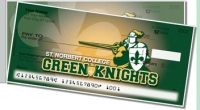 St. Norbert Athletic Side Tear Personal Checks