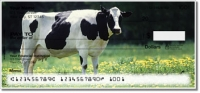 Dairy Cow Personal Checks