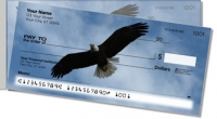 Bald Eagle Side Tear Personal Checks