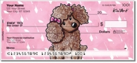 Poodle Series Personal Checks
