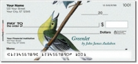 Audubon Bird Personal Checks
