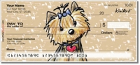 Yorkie Series 2 Personal Checks