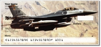 F-16 Fighter Jet Personal Checks