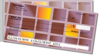 Colorful Tile Side Tear Personal Checks