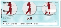 Teeing Off Personal Checks