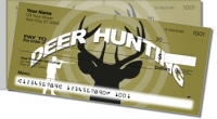 Deer Hunter Side Tear Personal Checks