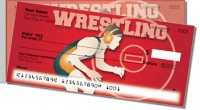 Wrestling Side Tear Personal Checks