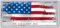 American Flag Personal Checks