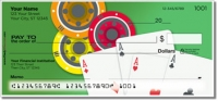 Poker Personal Checks