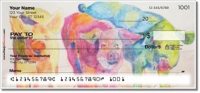 Kay Smith Pig Personal Checks