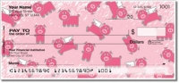 Pink Pig Personal Checks