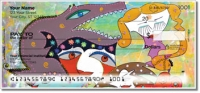 Colorful Stories Personal Checks