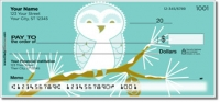 Snow Owl Personal Checks