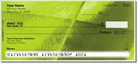 Rusted Metal Personal Checks
