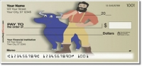 American Folklore Personal Checks