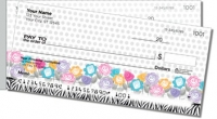 Inspiration Garden Side Tear Personal Checks