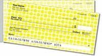 Modern Dot Side Tear Personal Checks