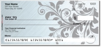Fancy Scroll Personal Checks
